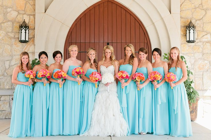 Coral And Turquoise Wedding: TURQUOISE & CORAL WEDDING INSPIRATION