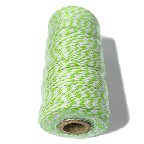 lime green bakers twine i do inspirations wedding venues
