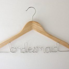 bridesmaids hanger