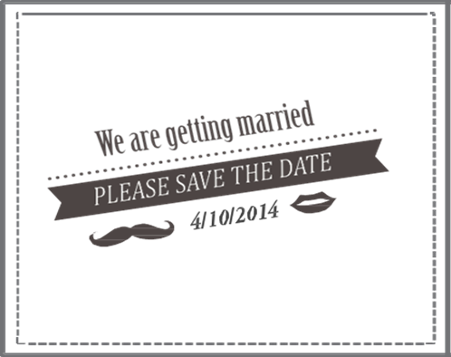 save the date stamp 3 i do inspirations wedding venues