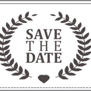 Save The Date Stamp 4