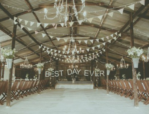 The Cowshed: Beautiful farmstyle weddings in Mpumalanga