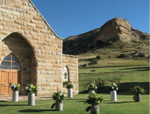 Clarens Wedding Venue: Oranje Guest Farm