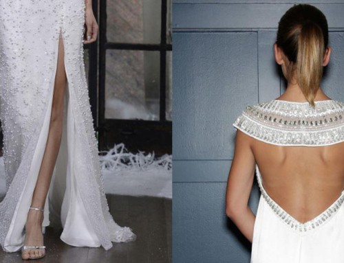 The 6 biggest wedding dress trends of 2015