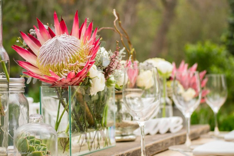 Blooming Wonderful Décor Hire - I Do Inspirations ...