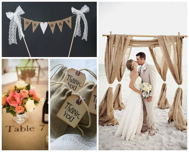 Ideas With Hessian I Do Inspirations Wedding Venues Suppliers