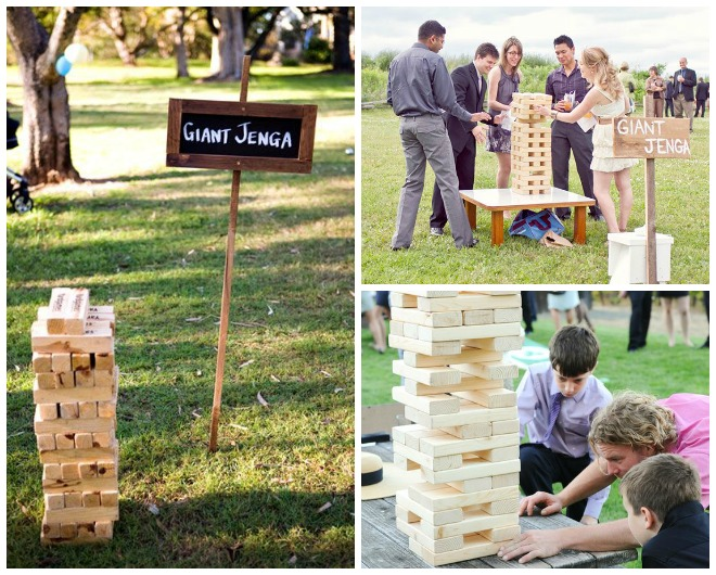 Lawn Game Fun Giant Jenga I Do Inspirations Wedding Venues Suppliers South Africa