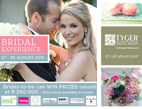 Bridal Experience Tyger Valley 2015