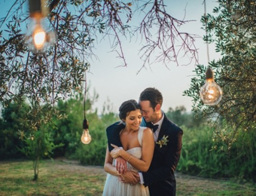 2016 Wedding Trend: Bare Bulb Lighting
