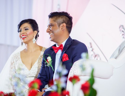 Real-life Wedding: Nikki & Sudashen