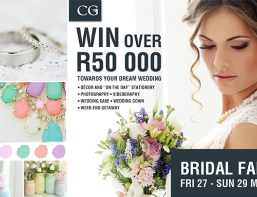 CapeGate Bridal Fair 27 – 29 May 2016