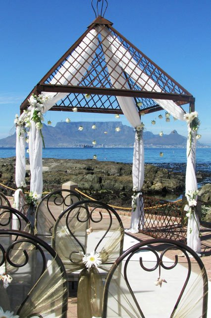 On The Rocks Beach Wedding Venues Western Cape Wedding