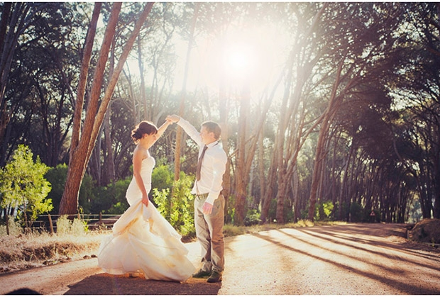 Outdoor Forest Wedding Venues | I Do Inspirations ...