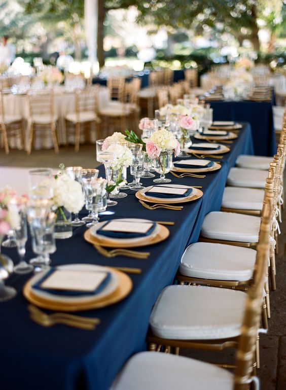 navy teal blue wedding inspiration south africa (13)
