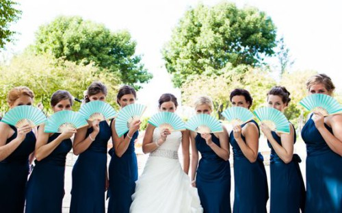 navy teal blue wedding inspiration south africa (4)