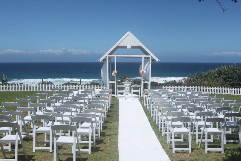 Laughing Forest Beach Wedding Venue Durban Kwazulu Natal