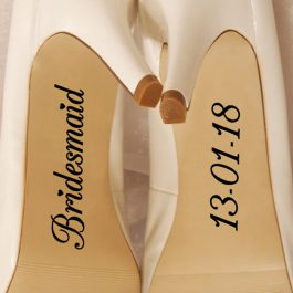 Bridesmaid-Shoe-Vinyl