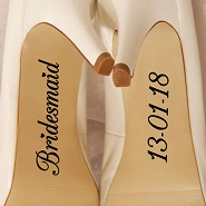 Bridesmaid-Shoe-Vinyl-sticker