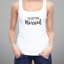 Getting Married Vest