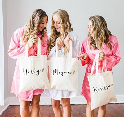 customised bridal party vests tote bags socks hangers slippers south africa (23)