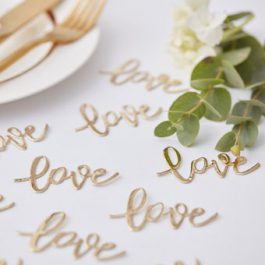 Gold-Love-Table-Confetti