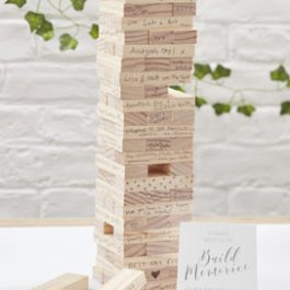 Wooden-Jenga-Wedding-Guest-Book