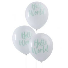 Babyshower-Hello-World-Balloons