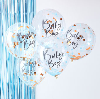 blue-and-rose-gold-confetti-balloons-babyshower