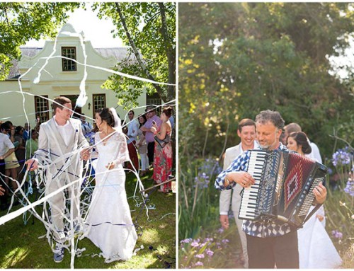 Liezl & Robert's Summer Garden Wedding