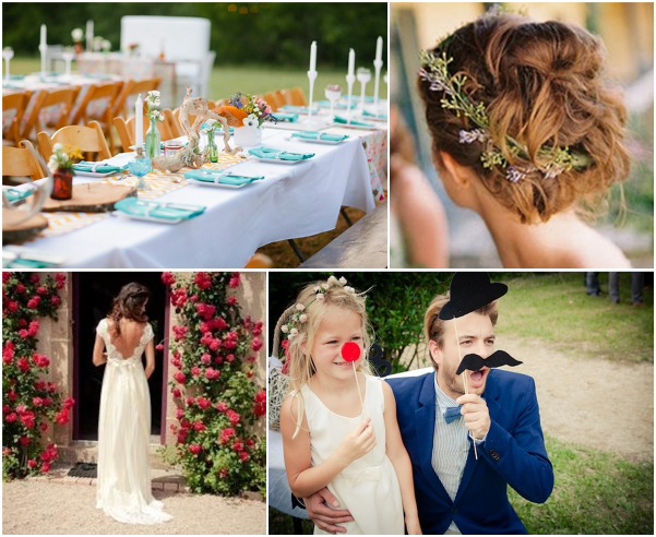 boho chic wedding inspiration 6