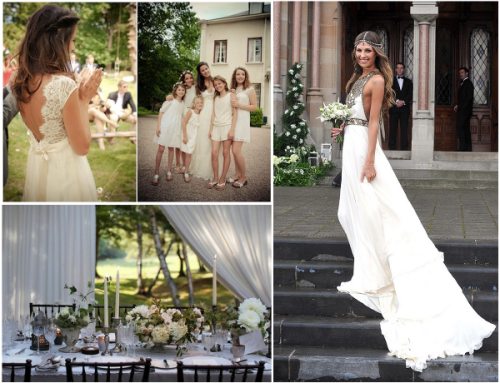 Moodboard Monday: Boho-Chic Wedding
