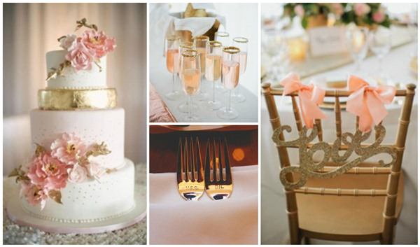 gold & blush wedding inspiration (2)