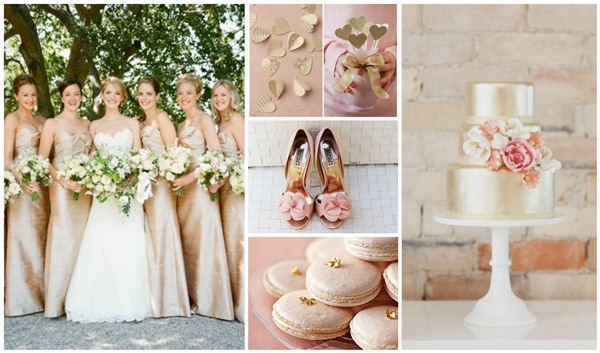 gold & blush wedding inspiration (6)