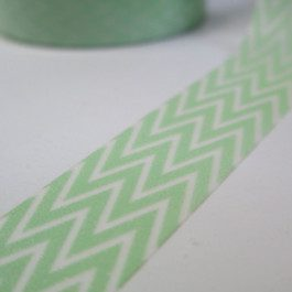 mint green chevron washitape (2)