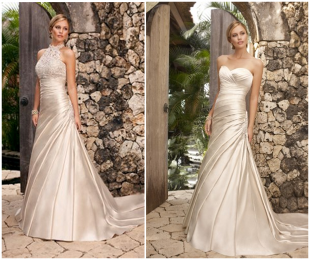 one dress two looks i do inspirations south africa