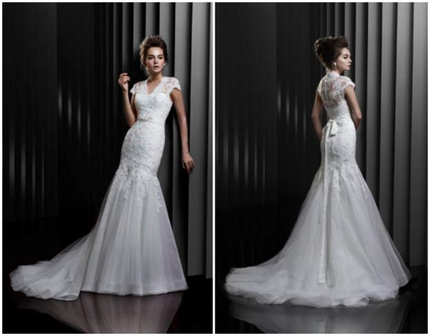 I Do I Do Wedding Gowns: Lace Wedding Gowns By Olivelli Cape Town