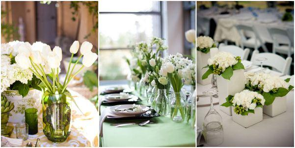 white lime green wedding (2)