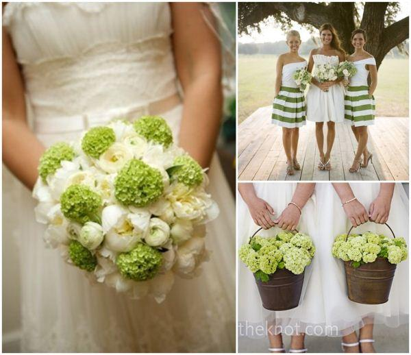 white lime green wedding (3)