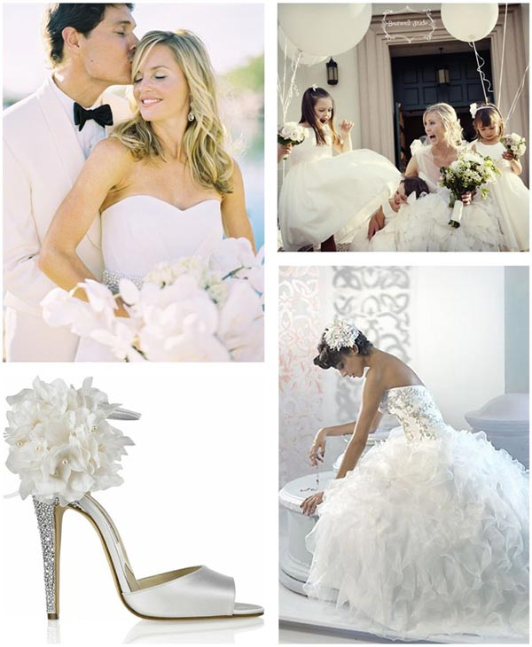 white wedding inspiration moodboard (2)